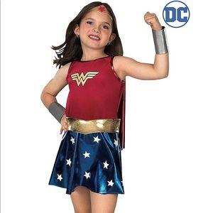 Super Heroes Wonder Woman Child's Costume SizeL
